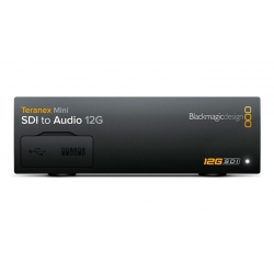 Blackmagic Teranex Mini SDI to Audio 12G
